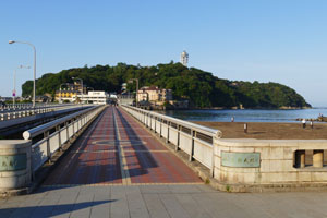 Enoshima Bentenbashi Bridge area guide