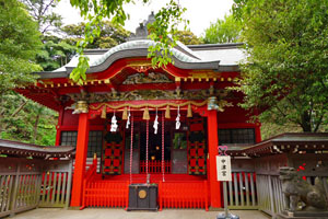 Nakatsunomiya Shrine guide