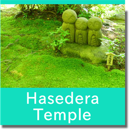 Link to Hasedera Temple guide